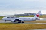 CB20さんが、関西国際空港で撮影した日本航空 767-346/ERの航空フォト(写真)