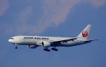CB20さんが、関西国際空港で撮影した日本航空 777-246/ERの航空フォト(写真)