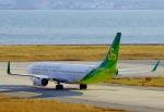 CB20さんが、関西国際空港で撮影した春秋航空日本 737-81Dの航空フォト(写真)