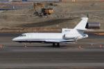 たまさんが、羽田空港で撮影したGrowth Holdings LLC Falcon 900EXの航空フォト(写真)