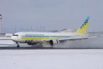 zettaishinさんが、新千歳空港で撮影したAIR DO 767-381の航空フォト(写真)