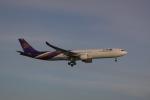しかばねさんが、スワンナプーム国際空港で撮影したタイ国際航空 A330-322の航空フォト(写真)