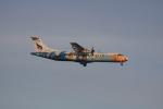 しかばねさんが、スワンナプーム国際空港で撮影したバンコクエアウェイズ ATR-72-500 (ATR-72-212A)の航空フォト(写真)