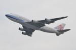 amagoさんが、関西国際空港で撮影したチャイナエアライン 747-409の航空フォト(写真)