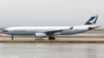 誘喜さんが、関西国際空港で撮影したキャセイパシフィック航空 A330-343Xの航空フォト(写真)
