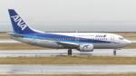誘喜さんが、関西国際空港で撮影したANAウイングス 737-54Kの航空フォト(写真)