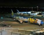 raiden0822さんが、羽田空港で撮影した全日空 777-381の航空フォト(写真)