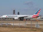 Mame @ TYOさんが、成田国際空港で撮影したアメリカン航空 777-223/ERの航空フォト(写真)