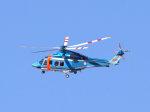 Mame @ TYOさんが、成田国際空港で撮影した千葉県警察 AW139の航空フォト(写真)