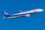 Tomo-Papaさんが、羽田空港で撮影した全日空 777-281の航空フォト(写真)