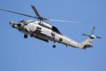チャッピー・シミズさんが、厚木飛行場で撮影したアメリカ海軍 MH-60R Seahawk (S-70B)の航空フォト(写真)