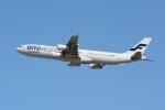 masak2さんが、成田国際空港で撮影したフィンエアー A340-313Xの航空フォト(写真)