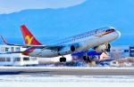 Airway-japanさんが、函館空港で撮影した天津航空 A320-232の航空フォト(写真)