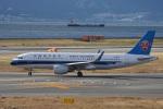 神宮寺ももさんが、関西国際空港で撮影した中国南方航空 A320-214の航空フォト(写真)