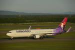 ぼういんぐべえすさんが、新千歳空港で撮影したハワイアン航空 767-3CB/ERの航空フォト(写真)