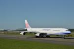 ぼういんぐべえすさんが、新千歳空港で撮影したチャイナエアライン A340-313Xの航空フォト(写真)