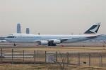 YASKYさんが、成田国際空港で撮影したキャセイパシフィック航空 747-867F/SCDの航空フォト(写真)