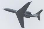 mameshibaさんが、成田国際空港で撮影したユタ銀行 G-IV-X Gulfstream G450の航空フォト(写真)