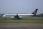 Koba UNITED®さんが、スカルノハッタ国際空港で撮影したシンガポール航空 A330-343Xの航空フォト(写真)