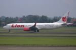 Koba UNITED®さんが、スカルノハッタ国際空港で撮影したライオン・エア 737-9GP/ERの航空フォト(写真)