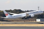 masa707さんが、成田国際空港で撮影した日本航空 787-9の航空フォト(写真)