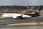 masa707さんが、成田国際空港で撮影したUPS航空 767-34AF/ERの航空フォト(写真)
