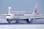 kitayocchiさんが、新千歳空港で撮影した日本航空 767-346/ERの航空フォト(写真)