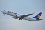 SKY☆101さんが、神戸空港で撮影したスカイマーク 737-81Dの航空フォト(写真)