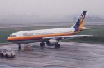 プルシアンブルーさんが、花巻空港で撮影した日本エアシステム A300B2K-3Cの航空フォト(写真)