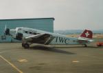 プルシアンブルーさんが、仙台空港で撮影したJUエア Ju 52/3mg4eの航空フォト(写真)