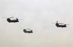 Wasawasa-isaoさんが、習志野演習場で撮影した陸上自衛隊 CH-47Jの航空フォト(写真)