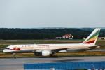菊池 正人さんが、フランクフルト国際空港で撮影したエチオピア航空 757-260の航空フォト(写真)