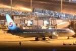 shining star ✈さんが、関西国際空港で撮影した大韓航空 737-9B5の航空フォト(写真)