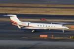 masa707さんが、羽田空港で撮影したuntitled G-V-SP Gulfstream G550の航空フォト(写真)