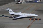 たまさんが、羽田空港で撮影したSkycor Ltd G350/G450の航空フォト(写真)