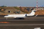 たまさんが、羽田空港で撮影したCENTRAL MANAGEMENT SERVICES II LLC Gulfstream G650 (G-VI)の航空フォト(写真)
