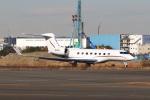 たまさんが、羽田空港で撮影したG650 HOLDING INC TRUSTEE Gulfstream G650ER (G-VI)の航空フォト(写真)