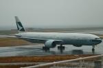reonさんが、関西国際空港で撮影したキャセイパシフィック航空 777-367/ERの航空フォト(写真)