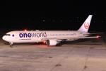 ぽんさんが、高松空港で撮影した日本航空 767-346の航空フォト(写真)