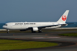 kansai-spotterさんが、大分空港で撮影した日本航空 767-346/ERの航空フォト(写真)