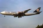 Gambardierさんが、伊丹空港で撮影したフライング・タイガー・ライン 747-123(SF)の航空フォト(写真)