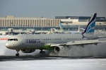 ペア ドゥさんが、新千歳空港で撮影したエアプサン A321-231の航空フォト(写真)