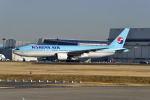 ポン太さんが、成田国際空港で撮影した大韓航空 777-2B5/ERの航空フォト(写真)
