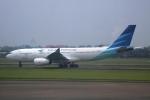 Koba UNITED®さんが、スカルノハッタ国際空港で撮影したガルーダ・インドネシア航空 A330-243の航空フォト(写真)