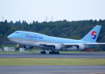 Dreamer-K'さんが、成田国際空港で撮影した大韓航空 747-4B5の航空フォト(写真)