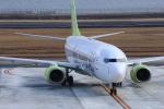 JOJOさんが、大分空港で撮影したソラシド エア 737-86Nの航空フォト(写真)