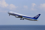 JOJOさんが、大分空港で撮影した全日空 767-381/ERの航空フォト(写真)