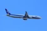 anyongさんが、羽田空港で撮影した全日空 777-381/ERの航空フォト(写真)