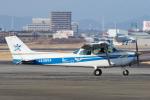 よっしぃさんが、名古屋飛行場で撮影したスカイシャフト 172N Skyhawk IIの航空フォト(写真)