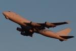 木人さんが、成田国際空港で撮影したアトラス航空 747-4KZF/SCDの航空フォト(写真)